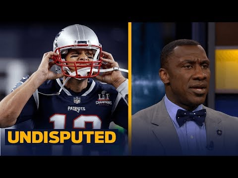Tom Brady says he hasn't paid attention to Kaepernick controversy - Shannon reacts | UNDISPUTED