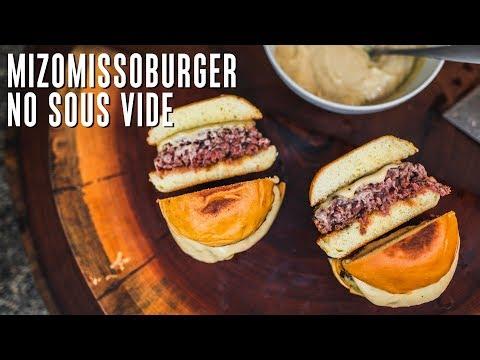 MizoMissoBburger no Sous Vide | Só Vide #190
