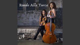 """Cover images Piano Sonata No. 11 in A Major, K. 331 """"Rondo Alla Turca"""" (Arr. for Violin & Cello)"""