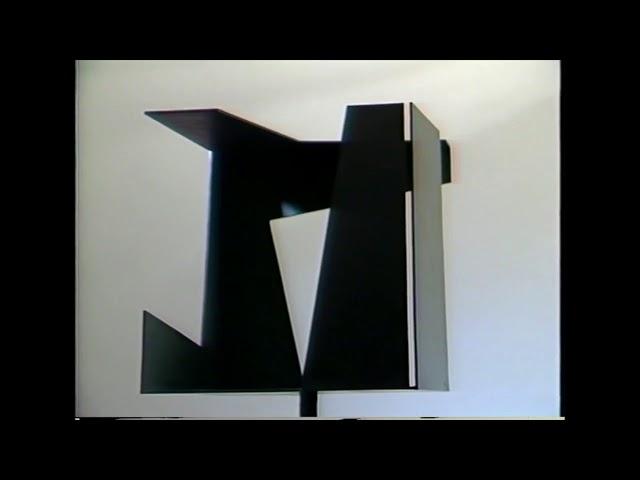 Desocupación espacial del cubo (1958-1962). Jorge Oteiza