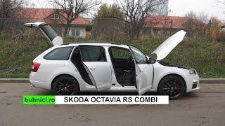 Skoda Octavia RS Combi (www.buhnici.ro)
