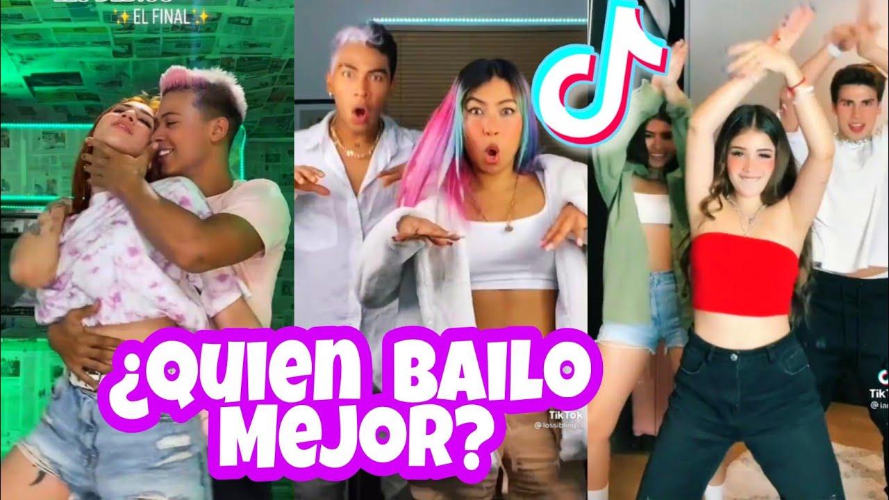 Quien Baila Mejor?? Fulanito Trend de Tik Tok 2021 || Menciona a Tu TikToker. 🔥