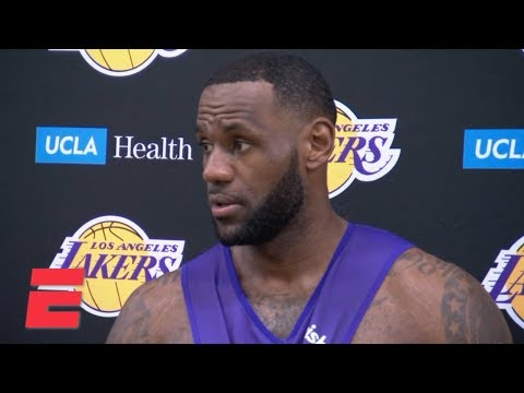 LeBron James says Lakers need a consistent 48-minute game | NBA Sound