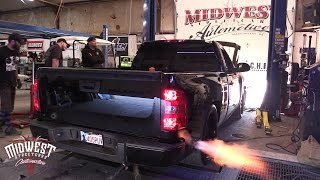 Big Chief's shop truck project Part 2: Aeromotive fuel system, Nitrous Express, Dyno thumbnail
