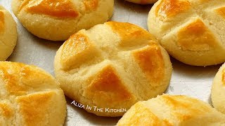 Nankhatai Recipe | Nankhatai | Easy & Quick Cookies or Biscuits | Aliza In The Kitchen