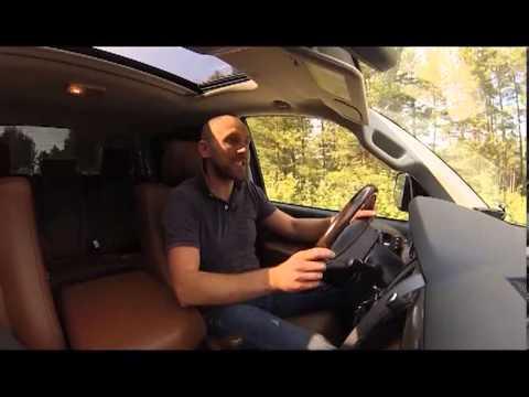 Тест-драйв Toyota Tundra на газовом топливе