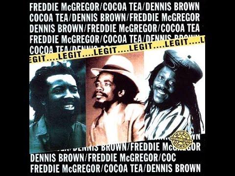 Mutabaruka/Freddie McGregor/Dennis Brown/Cocoa Tea - Bone Lies (Legit)