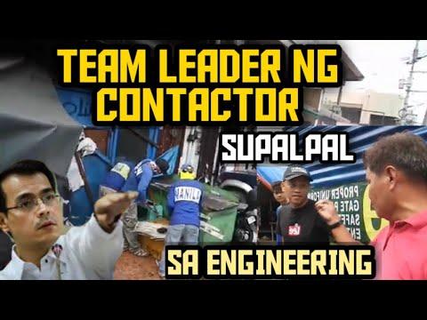 TENSYON || TEAM LEADER NG CONTRACTOR || SUPALPAL || SA ENGINEERING || MANILA CLEARING OPERATION