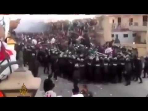 EGYPTIAN FOOTBALL  CRISIS - 40 FANS DIE AT ZAMALEK V ENNPI CLASH [Watch VIDEO]