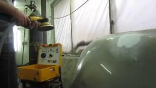 Mirka Deros CV 650 2 In 1 роторно орбитально эксцентриковая шлиф.машинка нового поколения