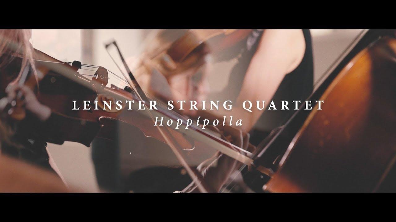 Leinster String Quartet Video 1