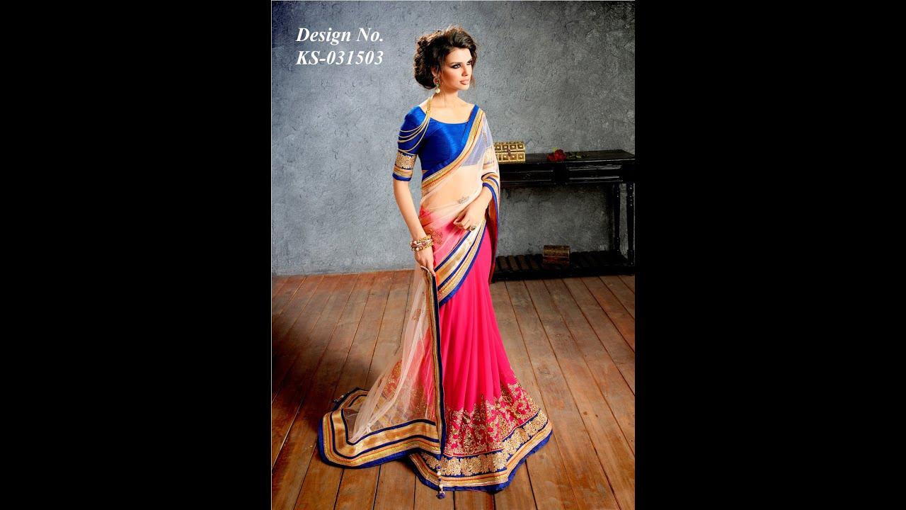 indian designer sarees online shopping youtube. Black Bedroom Furniture Sets. Home Design Ideas