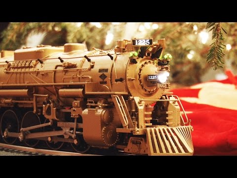 Polar Express Heavyweight Scale Gold Edition Train