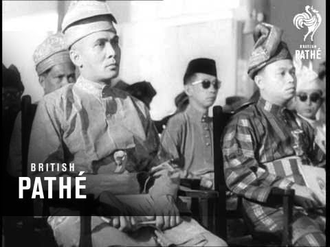 Download Installation Of The Sultan Of Kedah (1959)