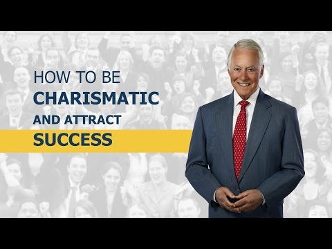 How to Be Charismatic and Attract Success