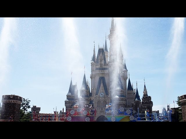 Disney To Start Surge Pricing as Way To Keep Its Theme Parks 'Magical'
