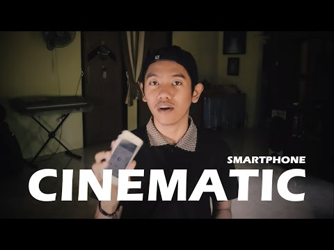 CARA RECORD VIDEO CINEMATIC dengan SMARTPHONE