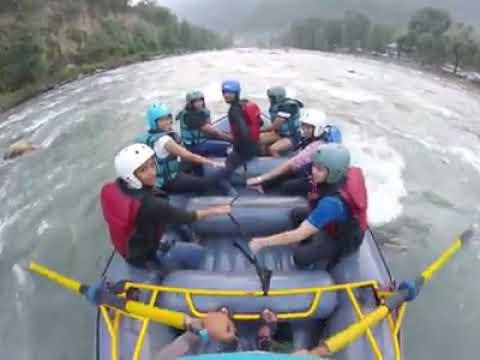 When River Rafting Goes Worng(Kullu White Water Rafting) Rescue