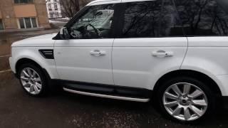 Купить Land Rover Range Rover Sport HSE дизель 245 л.с. -/ продан
