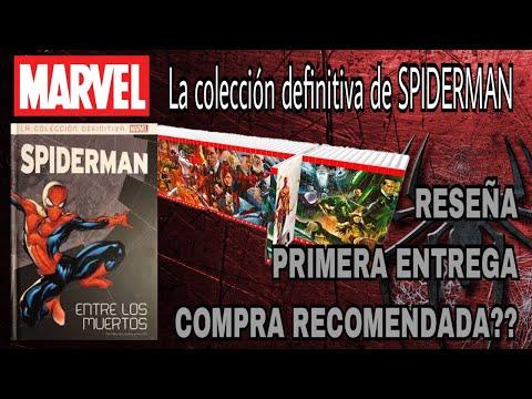 SPIDERMAN - La Colección Definitiva SALVAT - PRIMERA ENTREGA / RESEÑA