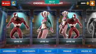 Superhero Fighting 3D -war of infinity Gods Android Gameplay