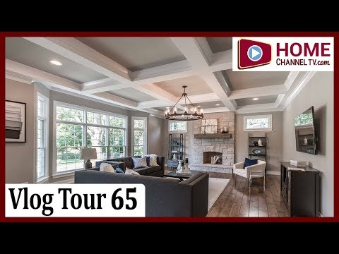 Open House Tour (65) - Stunning Custom Home In Naperville IL By Autumn Homes