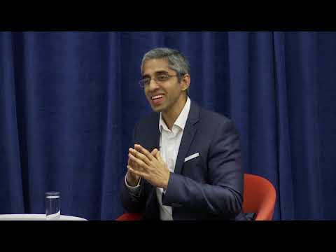 Digital Well-Being 2019 Conference In D.C. - Dr. Vivek Murthy On Tech And Social Relationships
