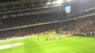 Fenerbahçe Trabzonspor 30.11.2015