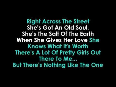 Josh Turner   Hometown Girl karaoke
