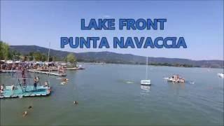CAMPING VILLAGE PUNTA NAVACCIA LAKE FRONT