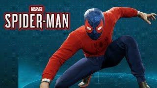 Spider-Man Ps4 - Wrestler Spider-Man Suit Gameplay Showcase
