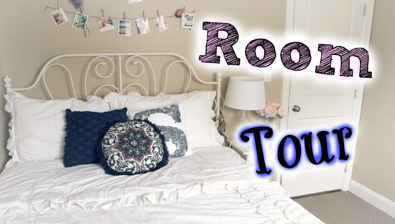 ROOM TOUR SierraMarieMakeup YouTube