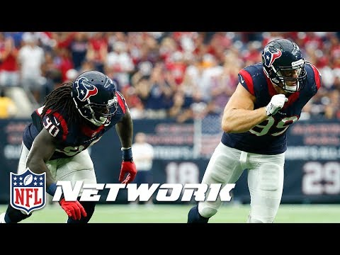 Do the Texans Have the Best Defense Heading Into the 2017 Season? | Total Access | NFL Network