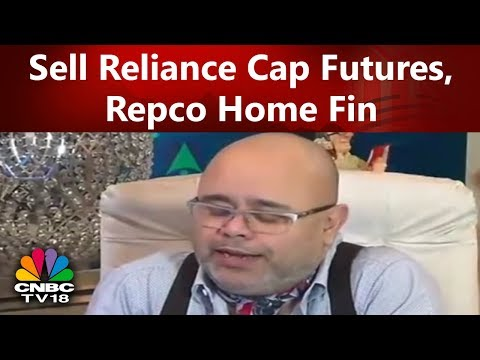 Sell Reliance Cap Futures, Repco Home Fin & Buy United Spirits: Ashwani Gujral | CNBC TV18