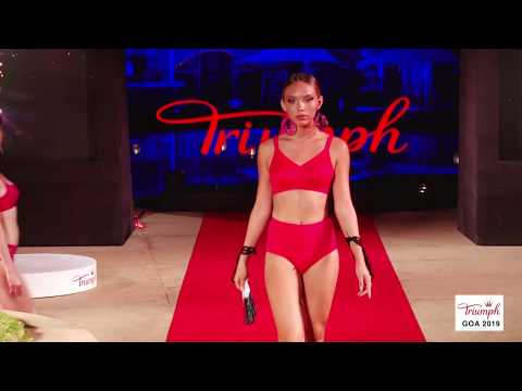 Watch the highlights of our Triumph Fashion Show 2019 in Goa!