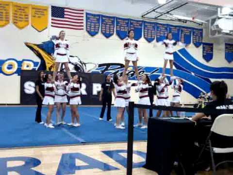 Wilson High School Sharp Competition 2010-2011