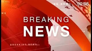 A technical fault temporarily halted the BBC News at Ten, leaving p...
