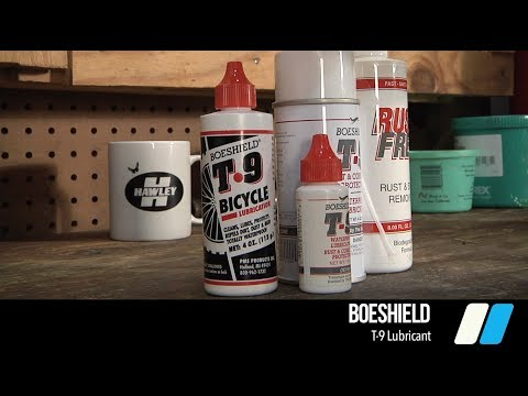 Product Video • Boeshield T-9 Lubricant