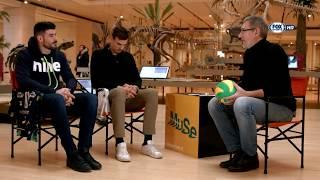 Zorzi intervista Lanza e Giannelli per Fox Sports: una breve anticipazione