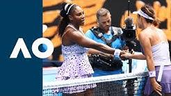 Qiang Wang vs Serena Williams - Extended Highlights (R3) | Australian Open 2020