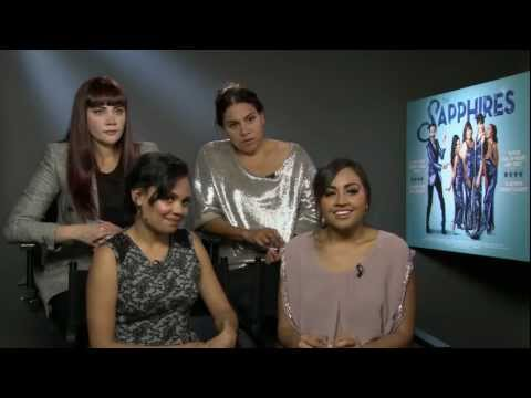 Deborah Mailman, Jessica Mauboy, Shari Sebbens and Miranda Tapsell  for The Sapphires