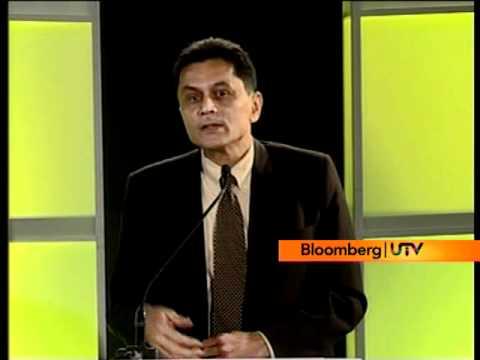 Sebi Chairman CB Bhave launches Bloomberg UTV's Financial Literacy drive