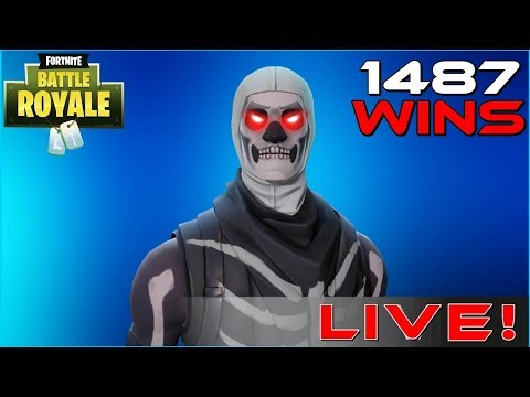 #4 UK RANKED PLAYER - FORTNITE BATTLE ROYALE - 1487 WINS (PS4 PRO) FULL HD