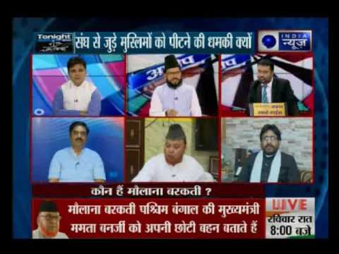 Tonight with Deepak Chaurasia: Why does Muslim priests like Barkati are after triple talaq?