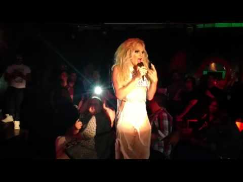 "Willam ""Not A Pearl, Not Yet A Raja"" Live in SATX"