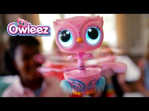 Owleez | Can You Teach Your Owleez to Fly?