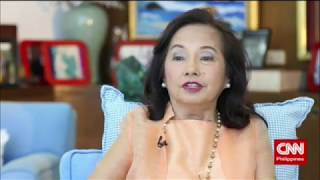 'The Source' speaks to Pampanga Rep. Gloria Macapagal Arroyo