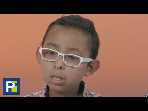 Un niño de 10 años ha sido diagnosticado 4 veces con leucemia