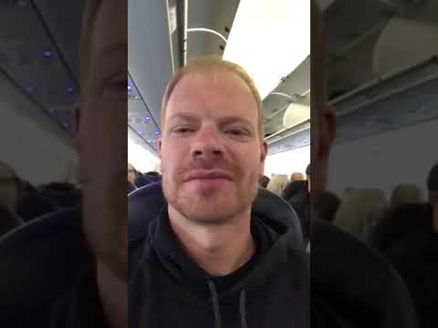 Fan Reacts the Spirit Airlines incident!