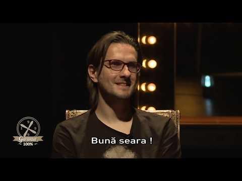 Garantat 100% cu Steven Wilson (@TVR1)